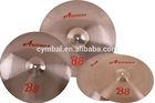 practice cymbal set b20 cymbal set