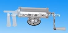 2lbs Aluminum alloy sausage stuffer/sausage filling machine