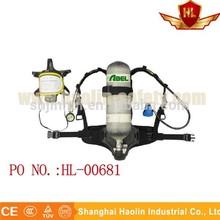 compressed air breathing apparatus