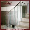 moderna escadainterior projetos corrimão na parede