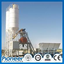 HZS35 skip type concrete batch plant for sale
