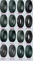 no utilizar nuevos neumáticos radiales del carro en a granel