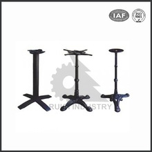 High quality for sale cast iron bench table legs