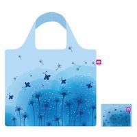 No.2 BAG Fashion Floral Foldable Reusable Bag,Eco-friendly Polyester Folding Shopping Bag