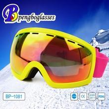 2014 Winter hot sale designer ski goggles
