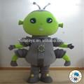 Profesional de personaje de dibujos animados disfraces proveedor/ant mascota vestuario