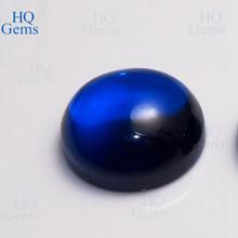 Wholesale Round Shape Synthetic Spinel Cabochon Gemstone