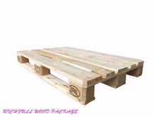 Used EPAL wooden pallet truck price
