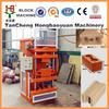 sy1-10( wt1-10) hydraulic full automatic interlocking brick making machinery