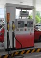 Top qualité cs52 multi.- media player stations de carburant pompes
