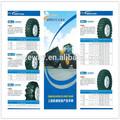 radial truck pneus da marca triângulo