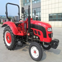 Hot sale 55HP Farm Tractors supply by tractor manufacturer in shandong