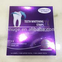 2015 7PCS Teeth Whitening Strips, Same as Crest