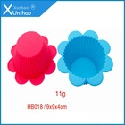 Funny silicone cake basting mold for kids
