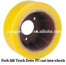 Fork-lift Truck Drive Wheels