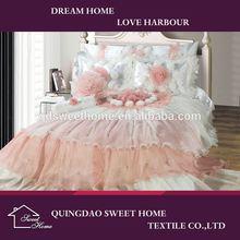 Satin Fabric Dubai Comforter Sets New Products