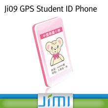 Blank Student ID Card kids gps tracker free platformwith GPS+GSM+GPRS wireless network