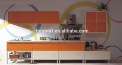 mdf kitchen cabinet/kitchen cabinet plate rack