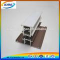 china fabrico de alumínio trilho de deslizamento de portas e janelas