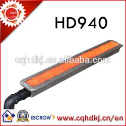 Asphalt Road Energy Saving Infrared Gas Metal Burner (HD940)