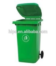 Hot for sale 240 liter trash chute plastic stackable storage bins large plastic storage bins with lids