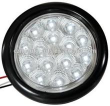 LED Trailer Brake TURN / TAIL LIGHT WHITE TRUCK Light LED NO.15FOR Heavy truck