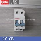 XBN7 20 amp miniature circuit breaker mcb