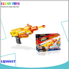New Products!toy rifle B/O SOFT BEST TOY GUN kids air thunderbolt foam dart gun set with bullets