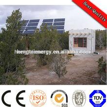 61215IEC TUV CE hitech power 290w solar panel price
