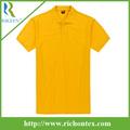2014 de moda de estilo de la camisa de uniforme
