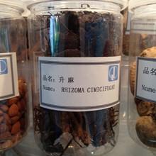 Crude herb medicine Rhizoma Cimicifugae