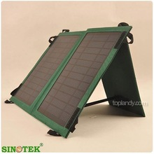 SINOTEK polyester portable solar power charger bag