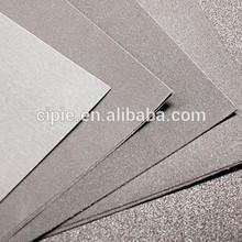 silicon carbide waterproof abrasive paper sheet