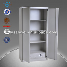 4 shelf grey color steel storage file cabinet