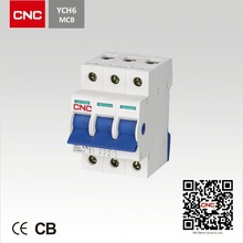 Isolating Switch YCH6-125 Isolator Switch 4 Pole