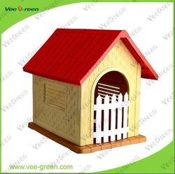Easy Assembly Plastic Dog House/ Plastic Dog Cage/ Plastic Pet House