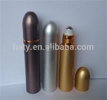 Aluminum mini roller ball Perfume Bottle