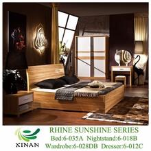 High Quality New Model Bedroom Furniture,Storage Platform Bed