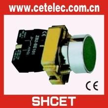 XB2 series metal flat head pushbutton switch (CE certificate)