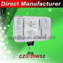 DC 12v 36v 4700K 4800 4900K warm white best sale product 6500K RR 865 daylight colour utv led work light for tractor