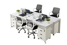 hot selling useful modern China best melamine office desk