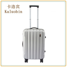 Lighted abs Trolley Travel Upright Luggage Sets cheap hard shell suitcase/valise travel luggage/child trolley suitcase