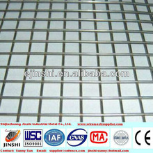 "High Quality In Stock 1/2"" opening Hot dipped galvanized Welded Wire Mesh Panels"