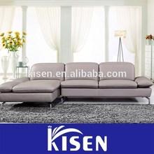 Home furniture living room modern chaise lounge sofa