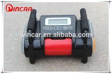 12V portable electric Air Compressor 100PSI 30mm DC mini metal car air pump