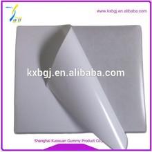 Top quality self adhesive high glossy pvc vinyl flooring roll white