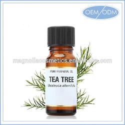 Natural Anti Acne Skin Care Organic Tea Tree Oil Products