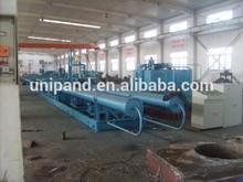 high speed hydraulic pipe hot expanding machine;expanding machine