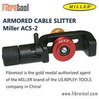 Fiber Optic Armored Cable Slitter Miller ACS-2