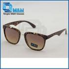 2014 Latest Women Fashion Faconnable Sunglasses Custom Logo Printed Lenses Sunglasses